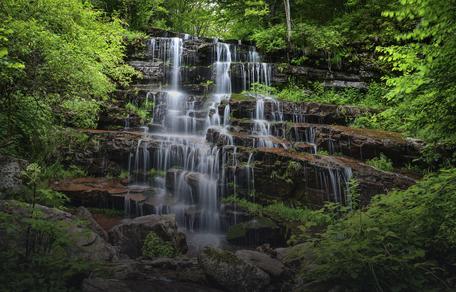 Tupavica vodopad slika