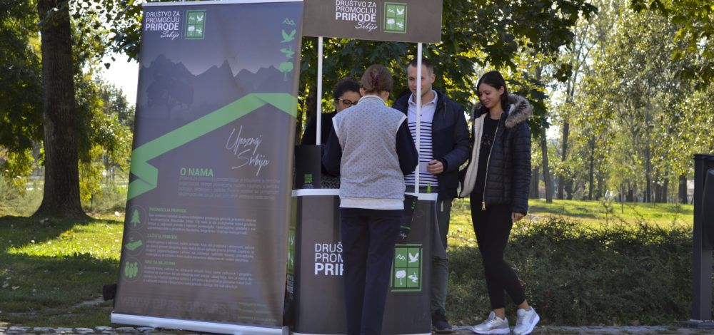 Društvo za promociju prirode Srbije, DPPS