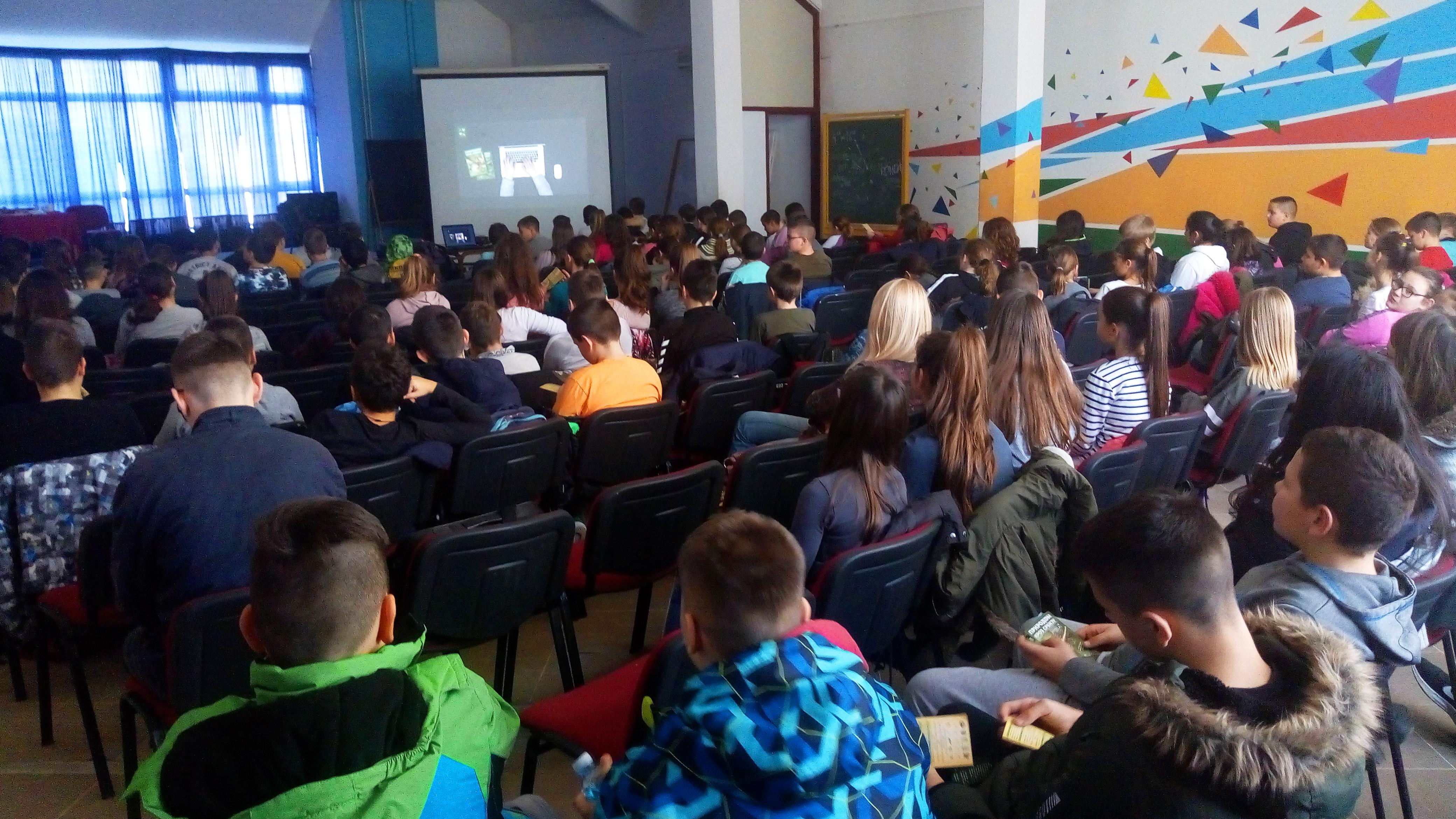 Društvo za promociju prirode Srbije