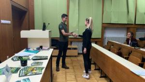 Društvo za promociju prirode SrbijeV